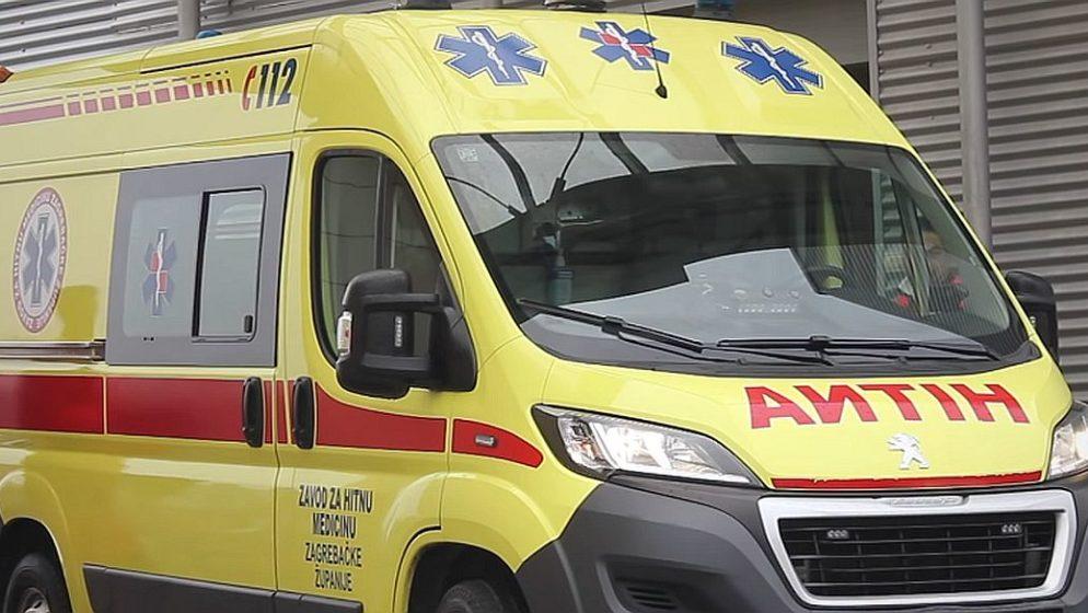 U tragediji kod Virovitice poginule medicinska sestra i pacijentica