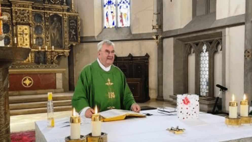 Fra Paško Mandurić oprostio se od svojih vjernika i župljana nakon 38 godina službe