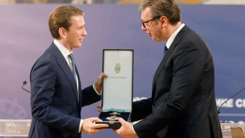 EU bi trebala vrednovati 'enorman napredak' Srbije, najvećeg austrijskog partnera na Zapadnom Balkanu
