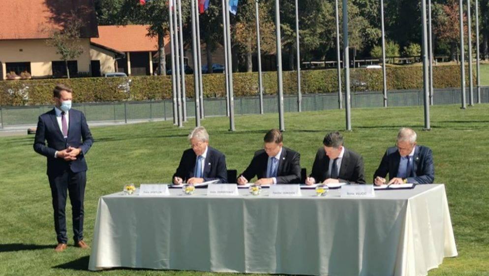 Potpisan memorandum između Hrvatske i EU o početku proizvodnje eurokovanica
