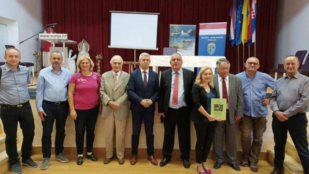 'Obnova poljoprivrede i ruralnog prostora na potresom pogođenom području Banovine'