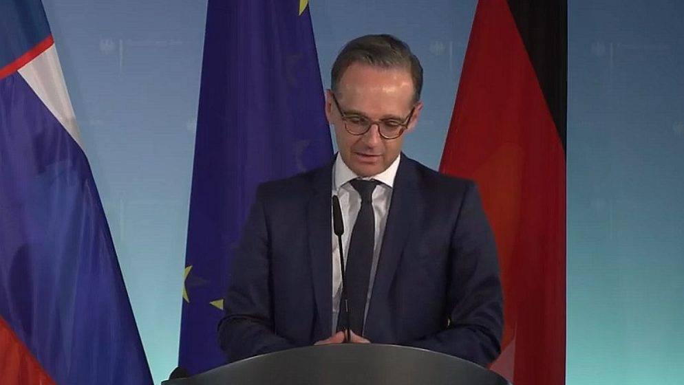 Maas: Smrt njemačkog veleposlanika nije povezana s poslom koji je obavljao