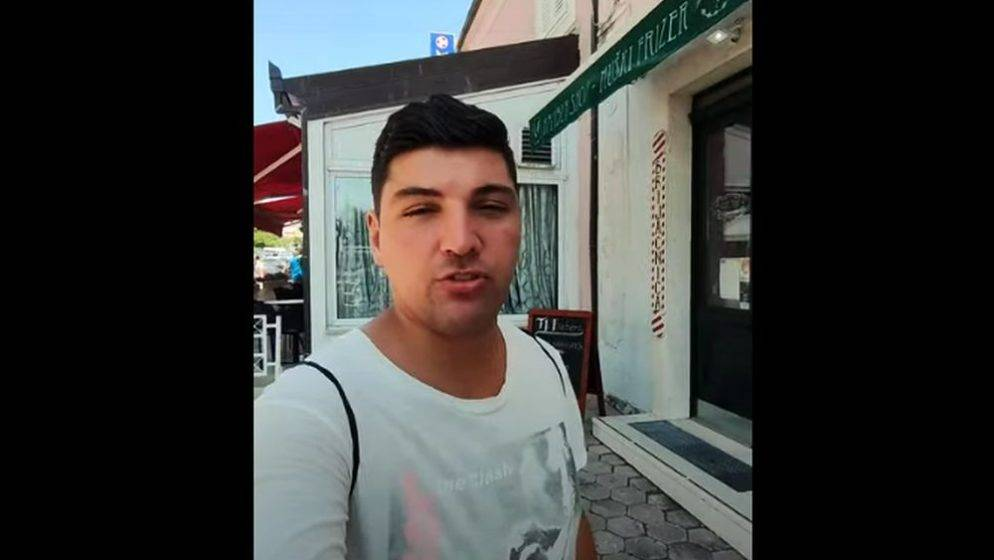 (VIDEO) Švicarac se ošišao u Splitu pa ostao iznenađen