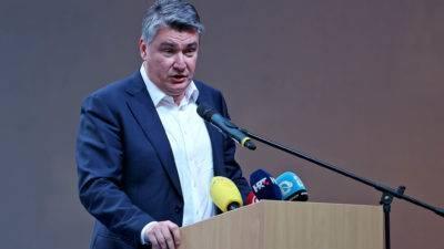 Komšić Milanovića usporedio s Vučićem te uputio nekoliko uvreda