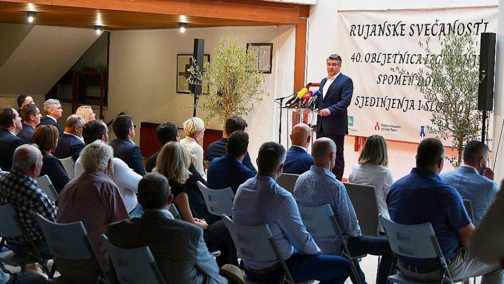 Predsjednik je svoje rekao: Milanović protiv obaveznog cijepljenja građana!