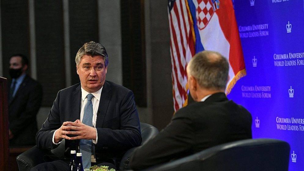 Milanović: Vučić je bio jedan odnajistaknutijih ratnih huškača 90-ih
