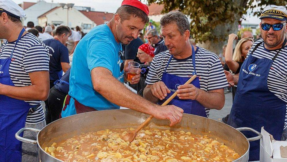 Posjetite 14. Vukovarski etno sajam i doživite mirise jeseni kroz mirise Vukovara