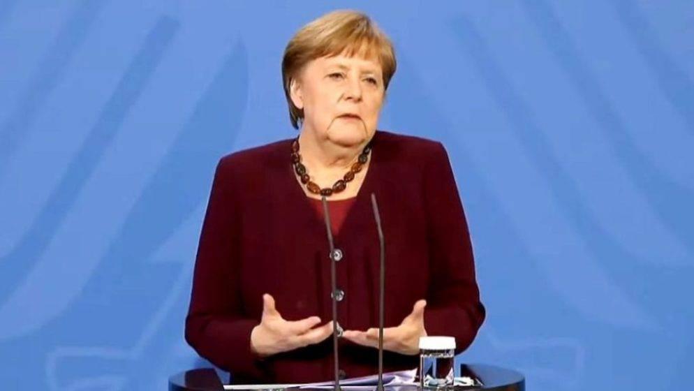 Merkel apelira da se iskoristi tjedan besplatnog cijepljenja protiv Covida