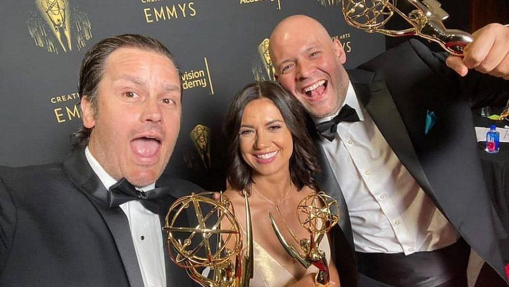 Veliko priznanje! Šibenčanin osvojio prestižnu nagradu Emmy