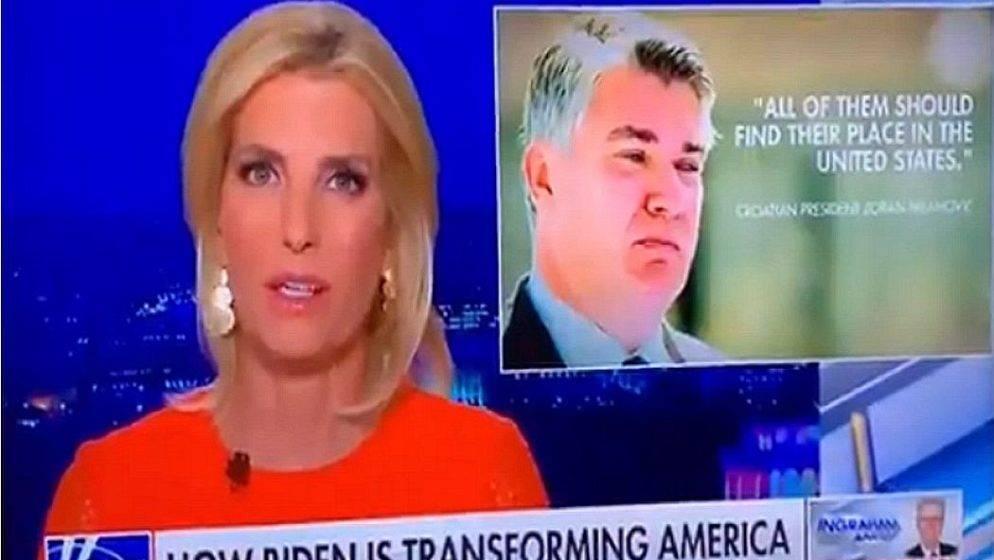 (VIDEO) Milanovićeva izjava o migrantima zasmetala voditeljicu Fox Newsa