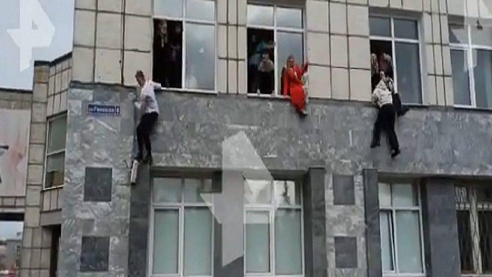 (VIDEO) Pucnjava na ruskom sveučilištu, pet mrtvih, ima i nastradalih
