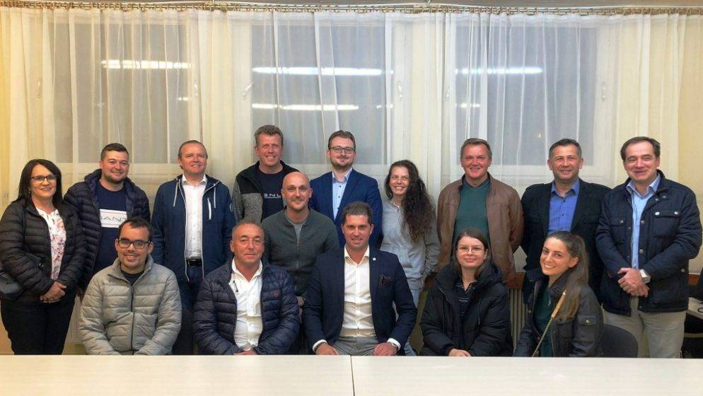 Održana izborna skupština Hrvatskog centra Salzburg: JURE MUSTAĆ ponovo predsjednik