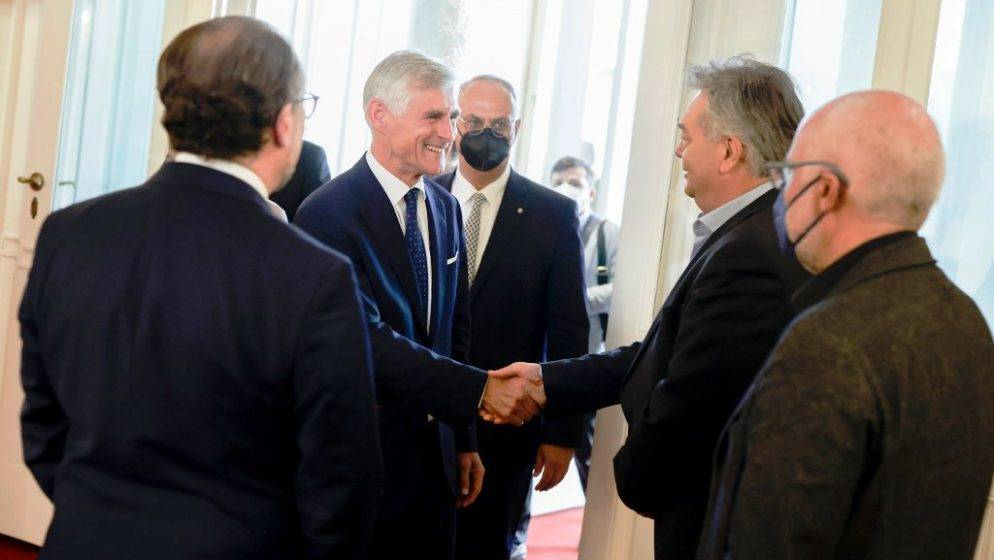 Austrijski šef diplomacije poručio: Opstanak BiH ne smije se dovoditi u pitanje