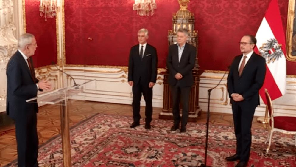 (VIDEO) Austrija ima novog kancelara!