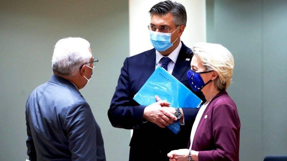 'Upozorio sam na stanje u BiH, na djelovanje Milorada Dodika koji sa svojim najavama šalje poruke destabilizacije'