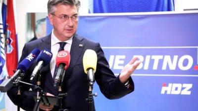 Plenković o presudi Vrhovnog suda: 'Neću prihvatiti etiketu Ive Sanadera niti kriminalne organizacije'