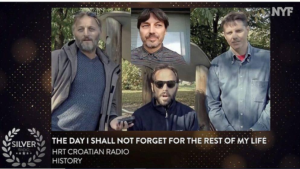 Hrvatskom radijskom dokumentarcu srebrni mikrofon u New Yorku