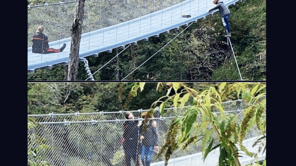 Majka troje djece gotovo skočila s mosta, spasila ju hrabra policajka