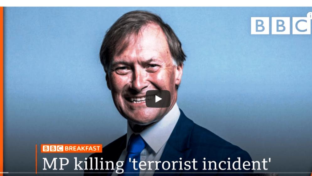 Ubojstvo britanskog zastupnika nazvano 'terorističkim činom'